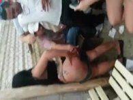 Gostosa deu liberdade e quase foi estuprada