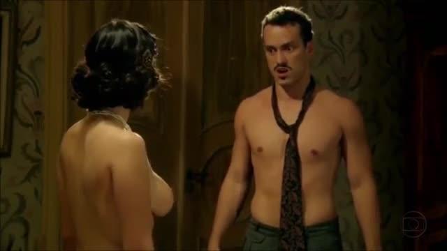 Giovanna Lancellotti nua em video adulto